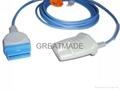 GE-Marquette Adult Soft Tip Sensor  1