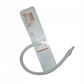 Neonate#2 Disposable Nibp Cuff ,4.2-7.1cm Arm Circumference ,Single tube