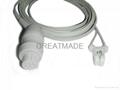 Datex Adult Ear Clip Spo2 sensor
