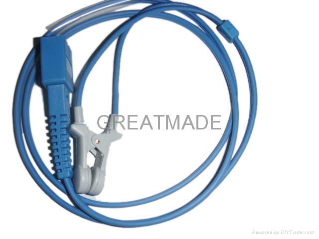 Nellcor Adult Ear clip Spo2 sensor  1