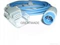 Mennen Spo2 Adapter cable