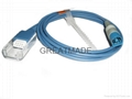 Philips M1943A  Spo2 Adapter Cable