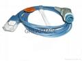 惠暜/菲利普M1900A/B 血氧转接线