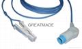 Philips/HP  VeterinaryAnimal Tongue/Ear clip sensor
