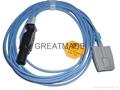 Datex Ohmeda Pediatric soft tip Spo2 sensor