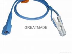 Nellcor Animal Tongue/Ear clip Spo2 sensor