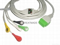 GE- Marquette one piece cable with