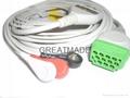 GE-馬葵一體式電纜及三導美標