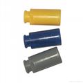 plastic push-pull circular socket