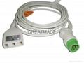 Siemens 3-Lead ECG Trunk Cable