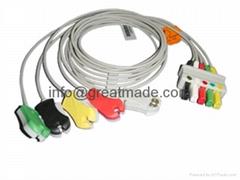 Siemens 59564665-Lead Grabber IEC Leadwires