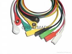 LL 5-lead IEC Leadwires