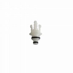80/5000 高品质连接器,NIBP袖口空气软管兼容GE / Ohmeda空气软管双t