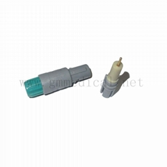 PAG  1P connector plug ,Push-pull