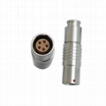 FGG PHG 1B Push-pull circular metal straight plug &socket 3pin