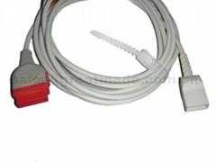 兼容 GE 尤它IBP适配器电缆