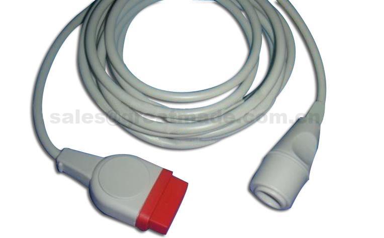 兼容GE愛德華 IBP適配器電纜 1