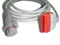 GE Compatible-BD IBP Adapter Cable