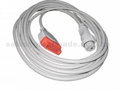 兼容GE  IBP电缆-B.Bruan适配器电缆