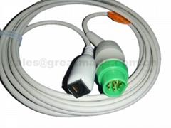兼容西门子-雅培 IBP适配器电缆