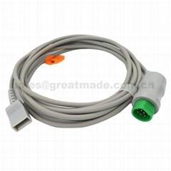 兼容西门子尤它IBP适配器电缆