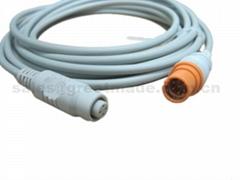 兼容 Compatible ->B.Bruan 适配器电缆,