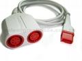 Spacelab Trulink Dual pressure cable 2