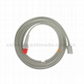 Spacelab Compatible-Utah IBP Adapter cable 2