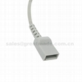 Spacelab Compatible-Utah IBP Adapter cable 6