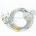 惠普M3703C心電圖機電纜及