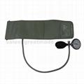 电子血压计配件 成人带铁环血压袖带(灰色),手臂周长22-32CM