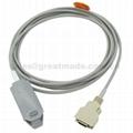 Colin Adult Finger clip Spo2 sensor