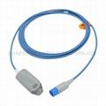 HP 8pin Adult finger clip spo2 sensor