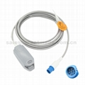 Adult finger clip sensor