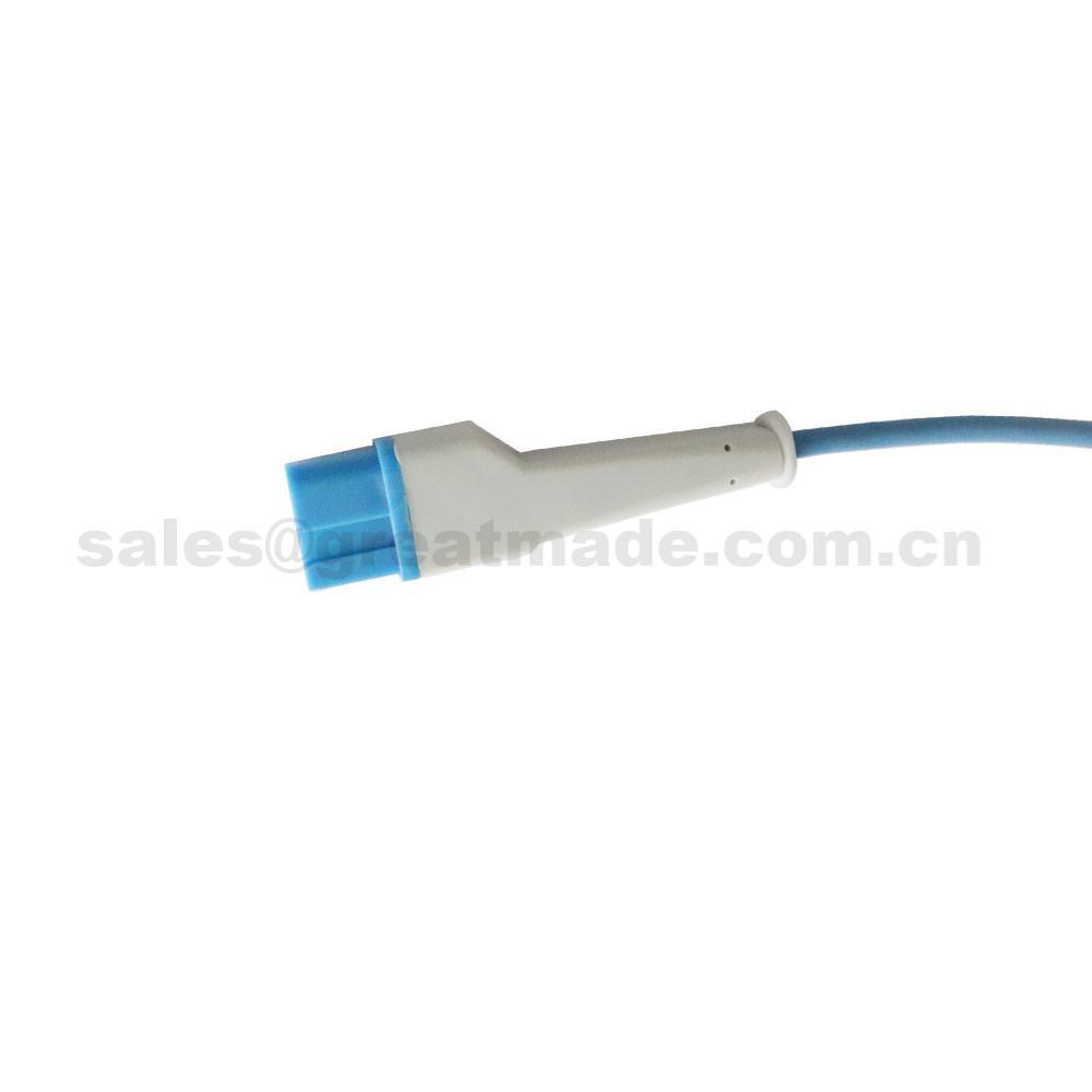 Spacelab  90496/90309  Adult soft tip SPO2  sensor  3