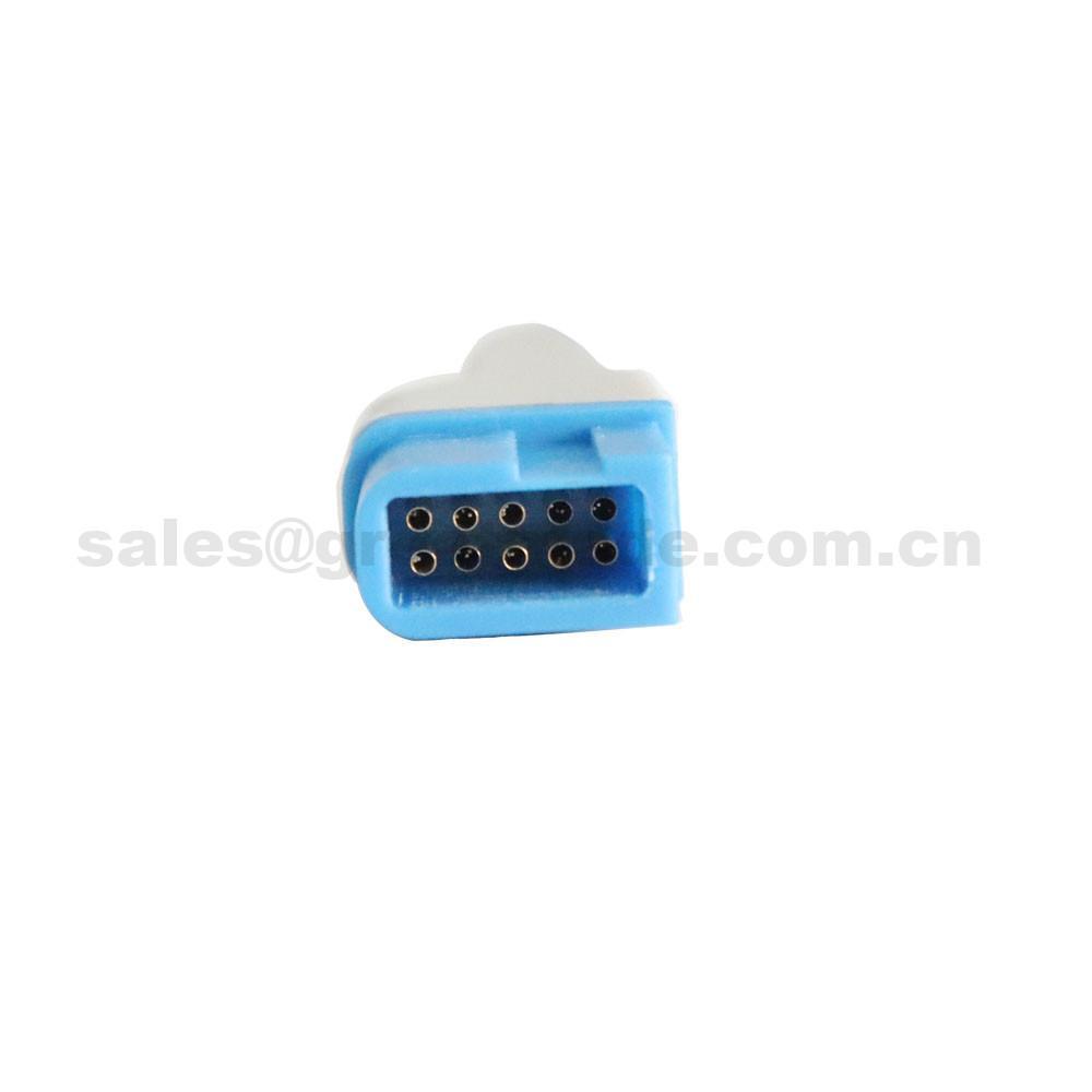 Spacelab  90496/90309  Adult soft tip SPO2  sensor  2