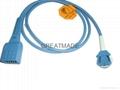 德恩-欧美达血氧转接线 (OXY-SLA)