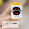新款家用手指脈搏血氧儀 OLED屏幕血氧飽和度測心率儀 3