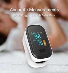 2019新款 血氧儀 指夾式脈搏血氧儀 手指脈搏血氧飽和度監測儀