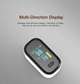 2019新款 血氧仪 指夹式脉搏血氧仪 手指脉搏血氧饱和度监测仪