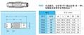 兼容 FGG 0B 1B 2B 3B 2 3 4 5 30针连接器推拉自锁航空插头