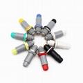 塑料连接器PAG PKG 2-10针14针1P直插头固定插座医疗连接器