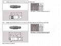 医用连接器PAG PAA PAB PAC 2-10针14针1P公插头0 40 60 80度双定位
