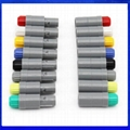 1P Medical Plastic Connector PAG PRG 1P