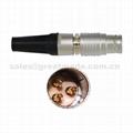 FGG PHG 2B 303 Push-Pull Self-Locking