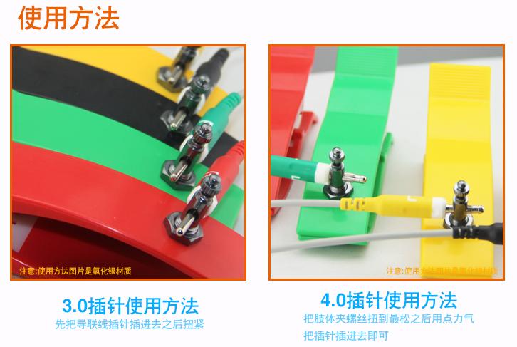 New Multi-use Limb Electrodes  7