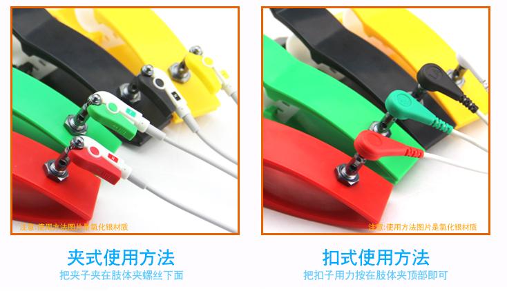 New Multi-use Limb Electrodes  5
