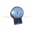 输血输液加压袋500ml重复使用输液加压袋带压力表(蓝色)网面