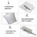 压力输液袋带压力显示器(白色)网面,3000ML