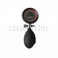 血压计血压监测配件 手势式压力显示表300mmhg加黑色PVC压力球 1